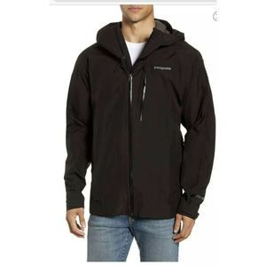 Patagonia Calcite Goretex Jacket Black Read descri